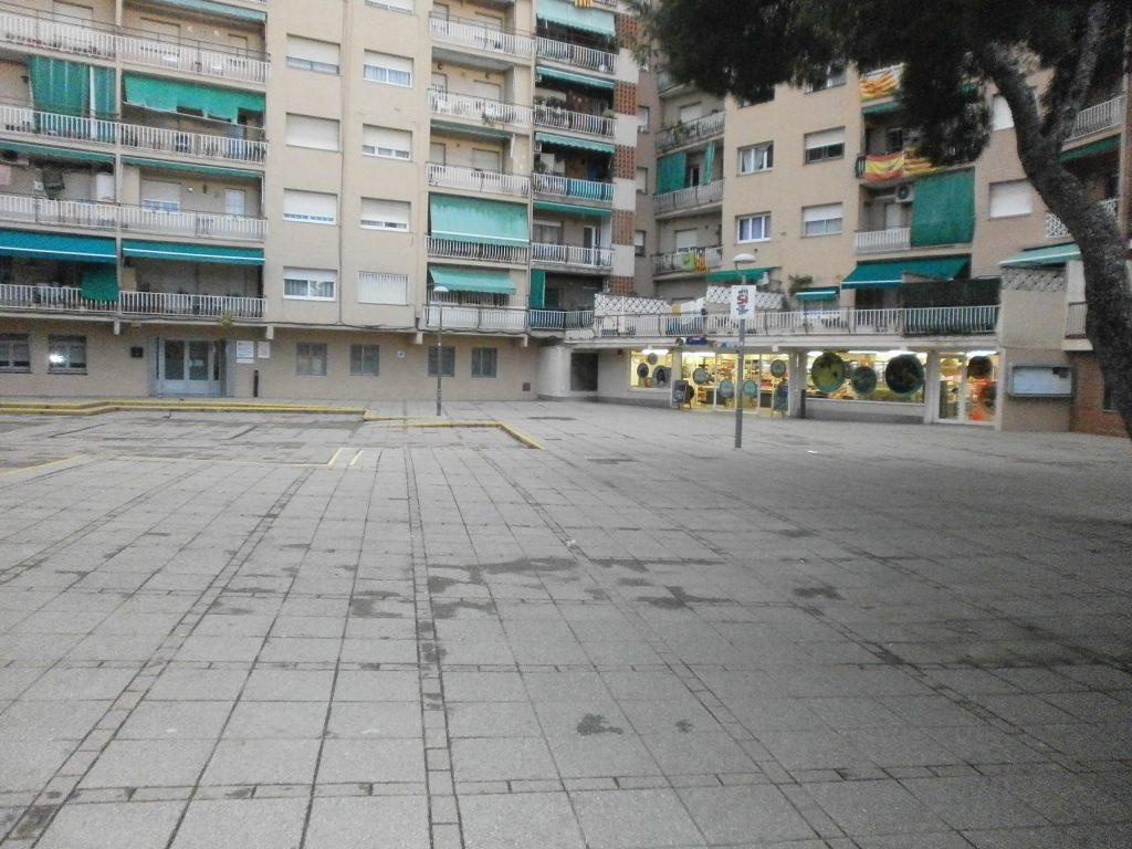 Plaza Mil·lenari Premià de Dalt