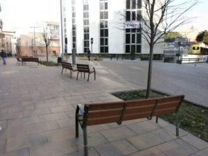 Plaça Pau Casals, Granollers