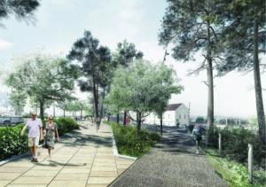 Ordenació espais i accessos estació Barberà del Vallès